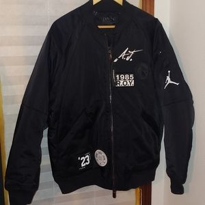 New men's Jordan bomber coat